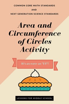 Finding the Area and Circumference of Circles Activity