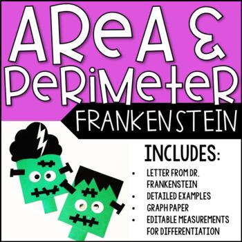 Area and Perimeter Frankenstein
