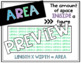 Area and Perimeter Printable Posters