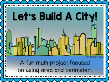 Area and Perimeter Project