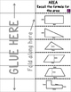 Area of 2D Shapes (Foldable)