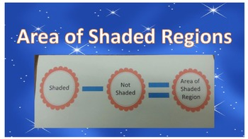 Area of Shaded Regions