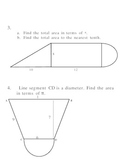 Area/Volume/Quadrilaterals