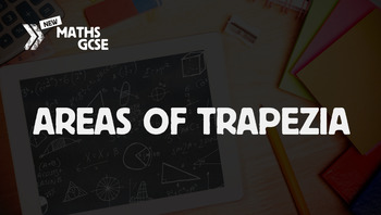 Areas of Trapezia - Complete Lesson