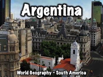 Argentina PowerPoint