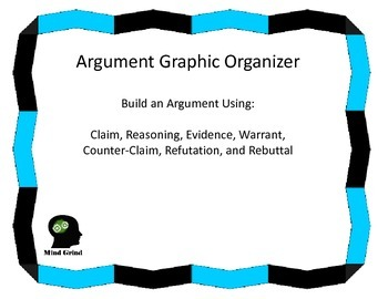 Argument Graphic Organizer