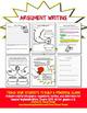 Argument Writing Common Core Grades 6-12