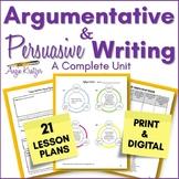 Argumentation & Persuasion: A Unit for Common Core and AP