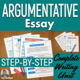 Argumentative Essay - Argumentative Writing Unit Common Co