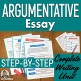 Argumentative Writing Unit - Argumentative Essay Common Co