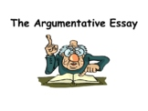 Argumentative Essay Writing (PowerPoint)