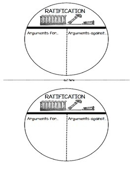 Arguments for and Against Ratification