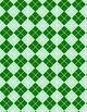 Argyle Paper Pattern Pack 2 - 10 pages - Commercial OK