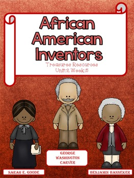 Arican American Inventors Focus Wall and Centers Treasures