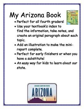 Arizona ABC research book