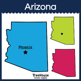 Arizona Clip Art