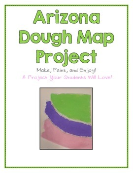 Arizona Dough Map Project