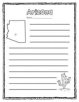 Arizona Writing Prompt