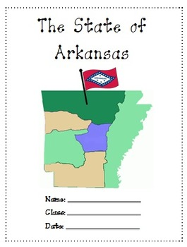 Arkansas A Research Project