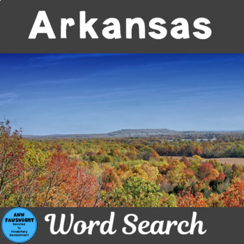 Arkansas Search and Find