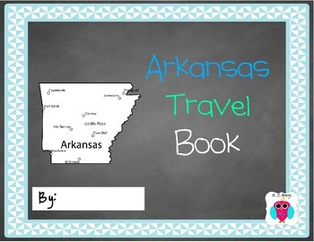 Arkansas Travel Journal