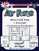 Armed Forces Veteran's Day Mini Fold-Ems Bundle