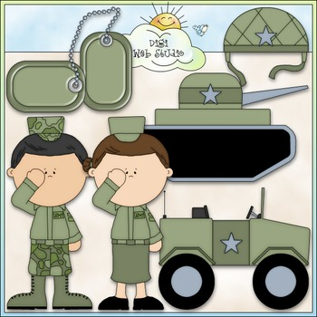 Army Clip Art - Military Clip Art - Armed Forces Clip Art