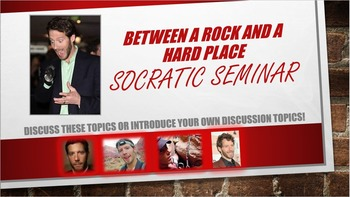 Aron Ralston Socratic Seminar