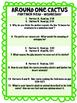 Around One Cactus Reading Street 3rd Grade Unit 3 Week 5 P