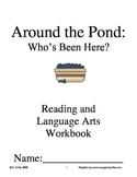 Around the Pond: Who's Been Here? ~ LB George ~ Language A