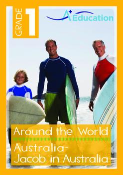Around the World - Australia: Jacob in Australia - Grade 1