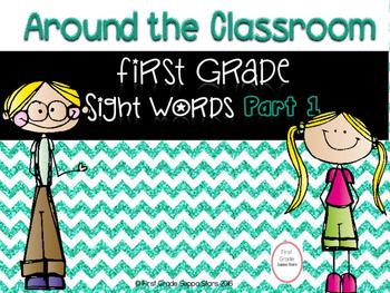 Around the World First Grade Sight Words Part 1