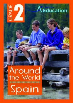 Around the World - Spain - Grade 2