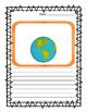 Around the World Writing Paper