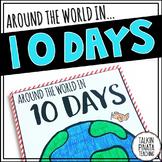 Around the World in 10 Days {Target Books}