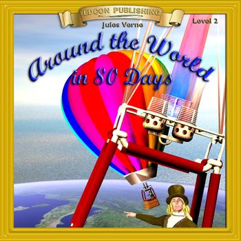Around the World in 8 Days Audio Book MP3