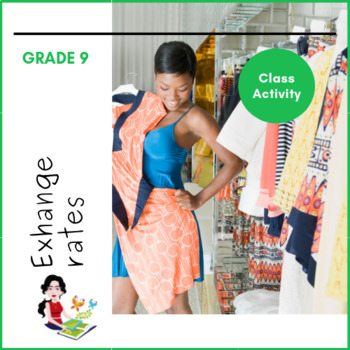 Around the world in 1 000 dresses - Exchange rates