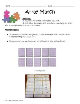 Array Match