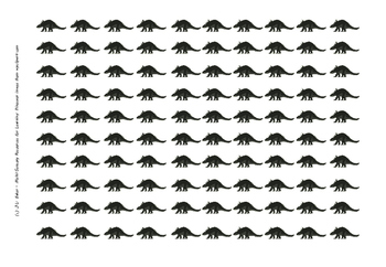 Array-o-saurs - Visual Resource for Learning Multiplicatio