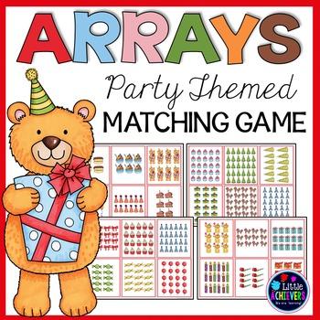 Arrays Matching Game