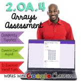Arrays Digital Assessment - Google Forms