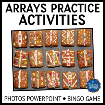 Arrays PPT & Bingo
