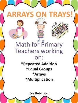Arrays on Trays!