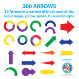 Arrows Set 1