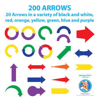 Arrows Set 1