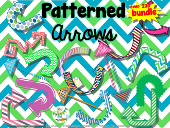 Arrows Variety Pack - Pattern {Passion For Teaching Digita