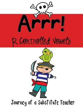 R- Controlled Vowels Pack