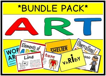 Art (BUNDLE PACK)