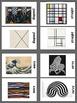 Art Elements... Bundled Art Elements Task Cards (Color, Li
