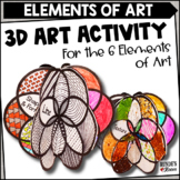 Art Craftivity - Elements of Design